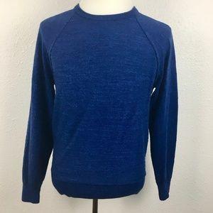 J. Crew Mens Crewneck Sweater Medium